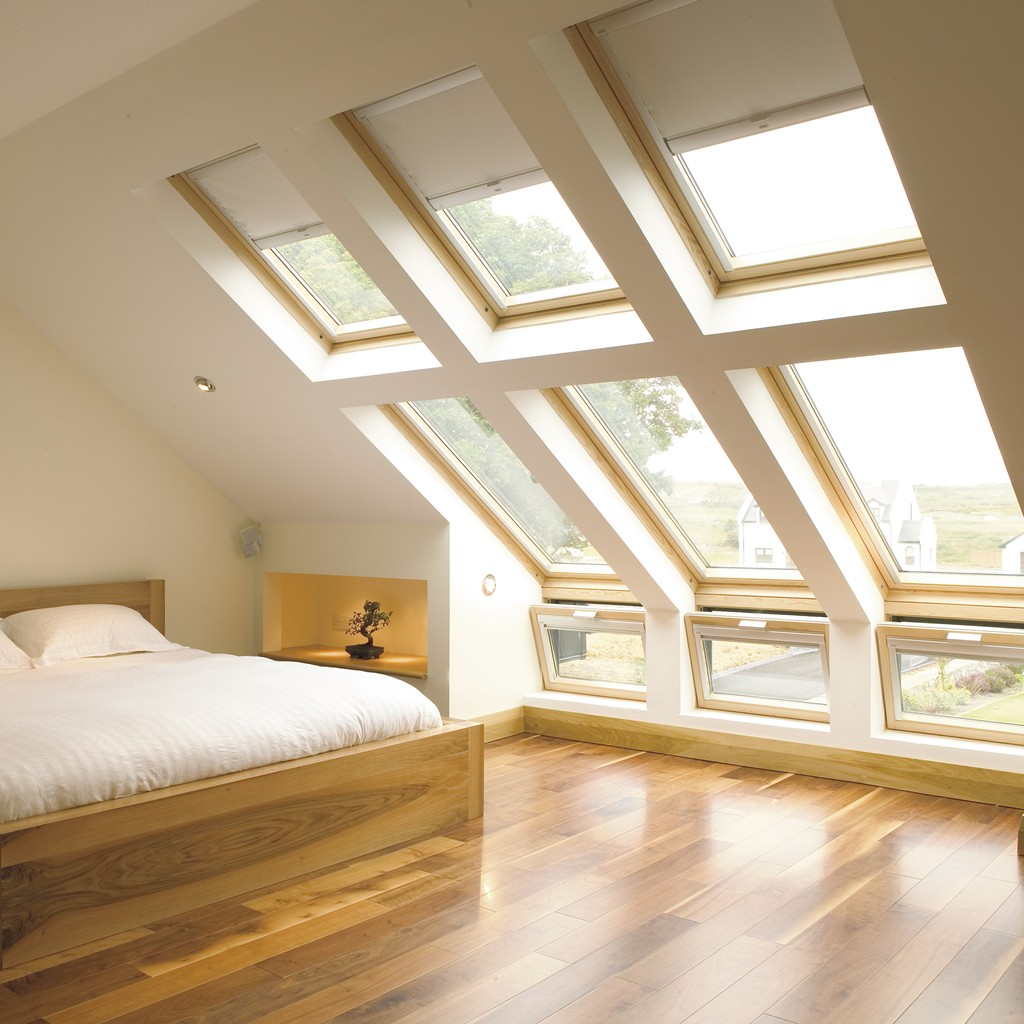 Velux Roof Windows Supply And Fit Roofers In