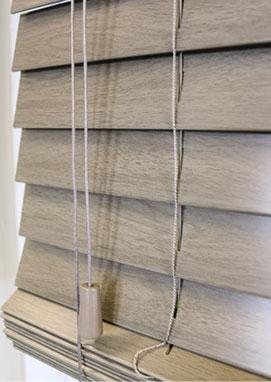 Wood Alternatives Mulberry Blinds