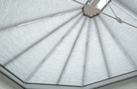Watermark - Conservatory Roof Duette - Grey 1