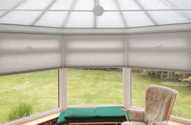 Watermark - Conservatory Roof Duette - Grey 2