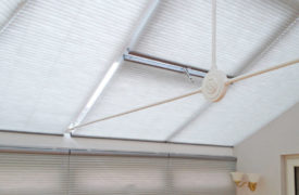 Watermark - Conservatory Roof Duette - Grey 3