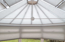 Watermark - Conservatory Roof Duette - Grey 4