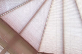 Watermark - Conservatory Roof Duette - Terracotta 1