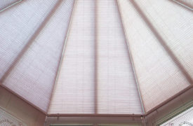 Watermark - Conservatory Roof Duette - Terracotta 2