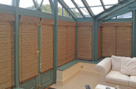 Watermark - Conservatory Woodweave Blinds - Natural 1