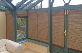 Watermark - Conservatory Woodweave Blinds - Natural 2